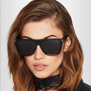 Sunglasses Saint Laurent SL1/F Black